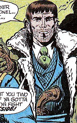 Dude (Renegades) (Earth-616)