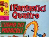 Comics:Fantastici Quattro (Corno) 2