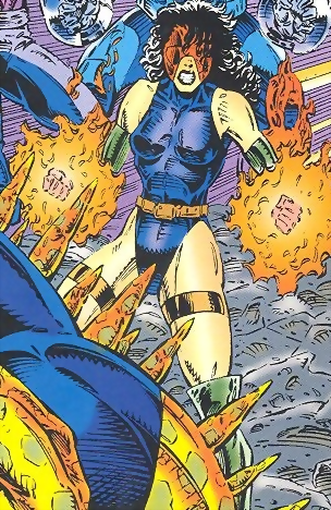Firestryke (Earth-616)