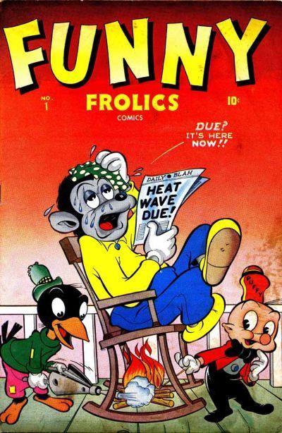 Funny Frolics Vol 1 1