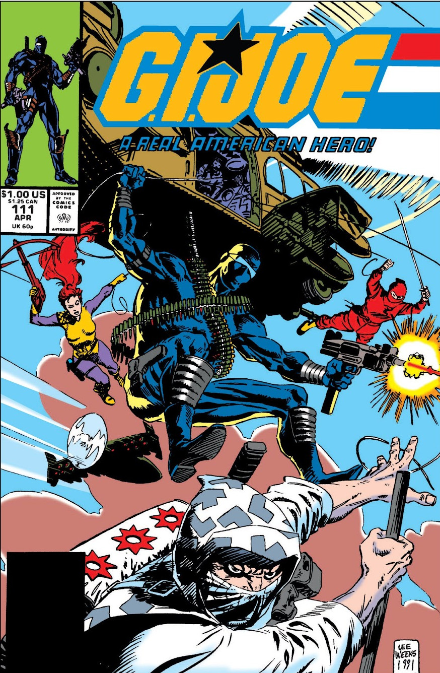 G.I. Joe: A Real American Hero Vol 1 111