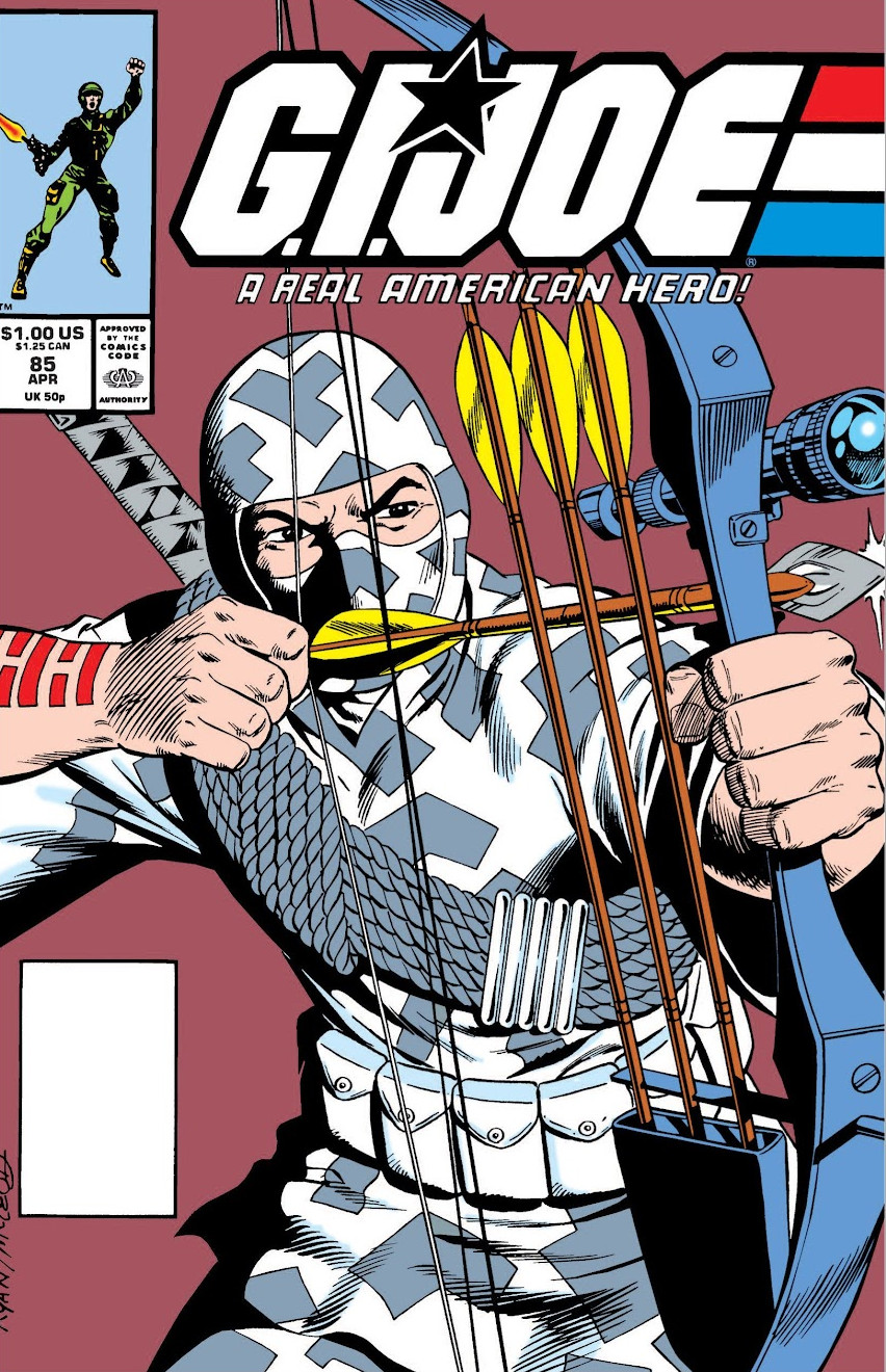 G.I. Joe: A Real American Hero Vol 1 85
