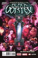 Guardians of the Galaxy & X-Men Black Vortex Alpha Vol 1 1
