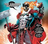 Hammer Supreme (Warp World) (Earth-616)