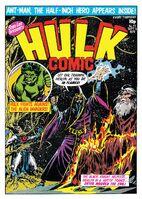 Hulk Comic (UK) Vol 1 27