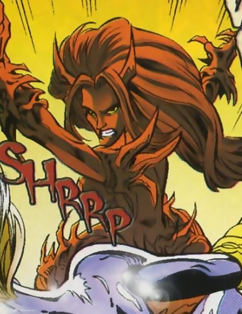 Iron Maiden (Gene Nation) (Earth-616)