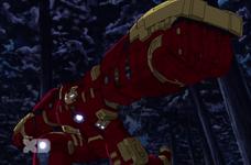 Iron Man Armor MK LIII (Earth-12041)
