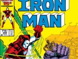 Iron Man Vol 1 209