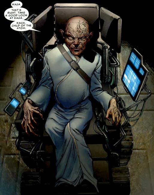 Kaga (Earth-616)