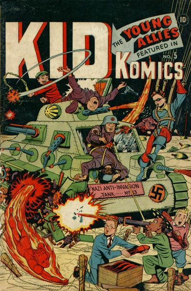 Kid Komics Vol 1 5