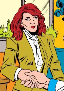 Linda Vincent (Earth-616)