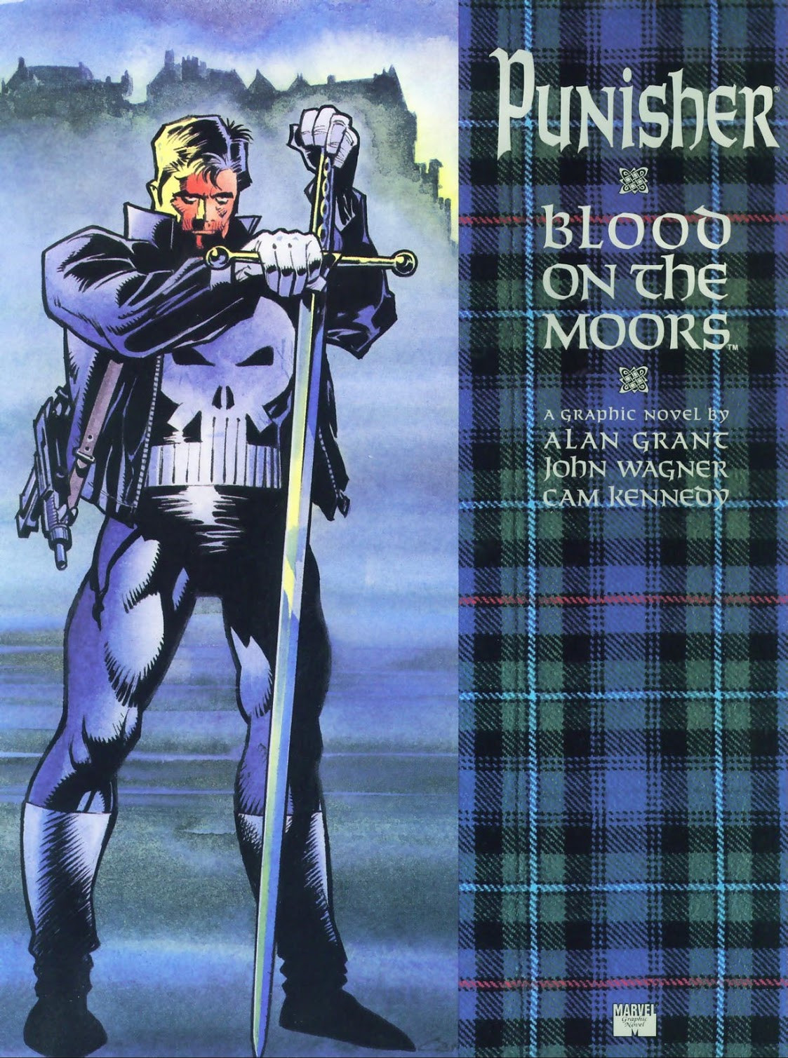 Punisher: Blood on the Moors HC Vol 1