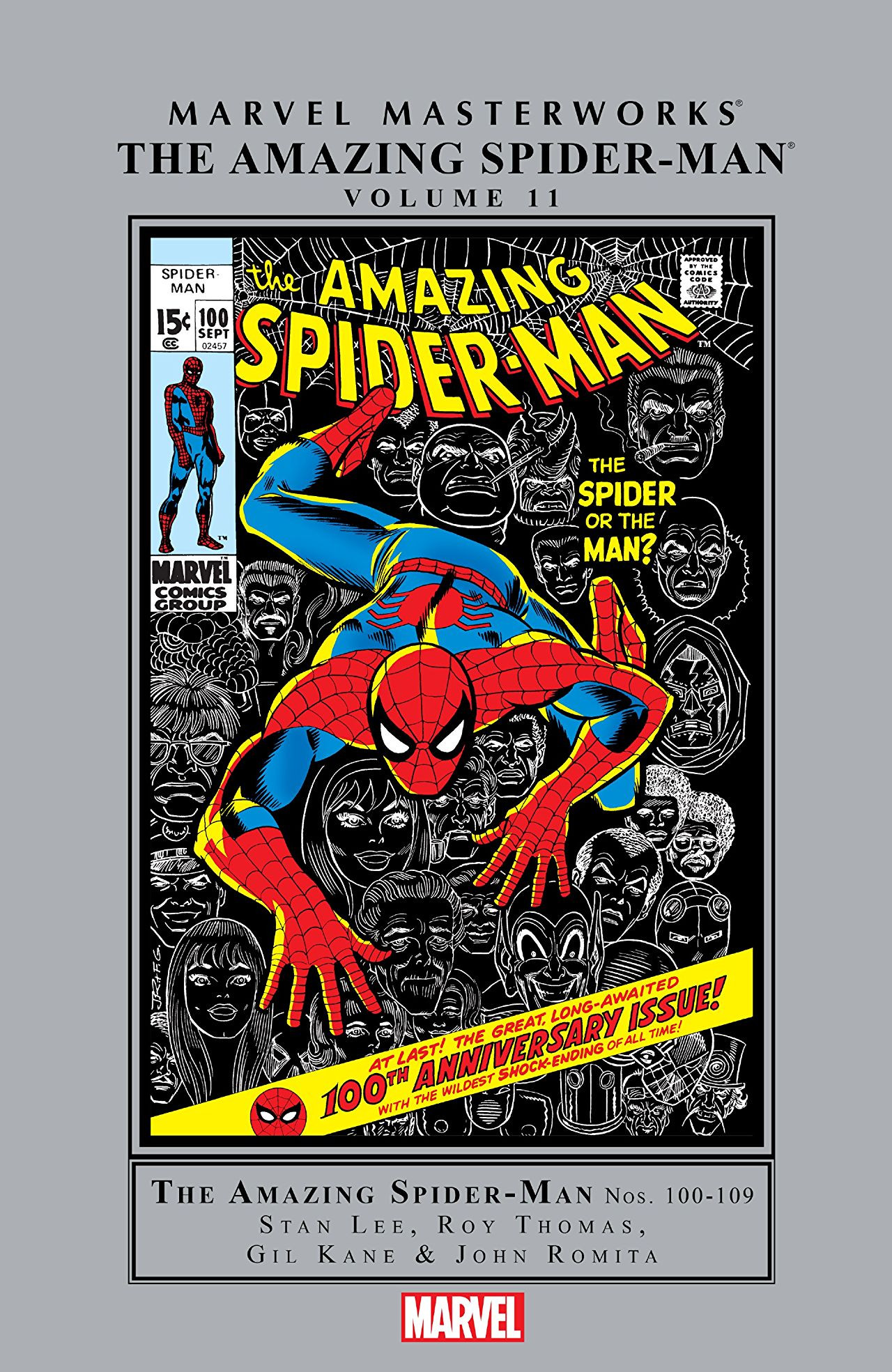 Marvel Masterworks: Amazing Spider-Man Vol 1 11