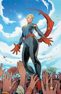 Mighty Captain Marvel Vol 1 1 Textless