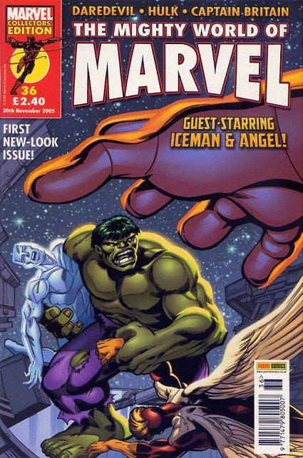 Mighty World of Marvel Vol 3 36
