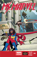 Ms. Marvel Vol 3 6
