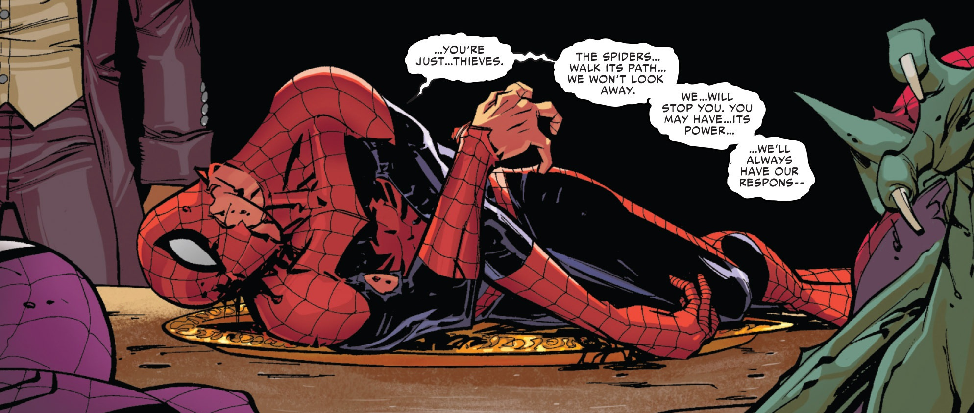 Peter Parker (Earth-9105)
