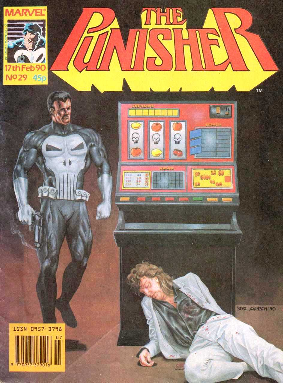 Punisher (UK) Vol 1 29