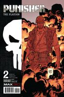 Punisher MAX The Platoon Vol 1 2