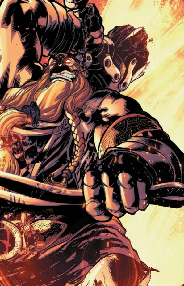 Ragnar (Dwarf) (Earth-616)