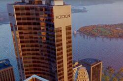 Roxxon Corporation (Earth-1048) from Marvel's Spider-Man (video game) 001.jpg