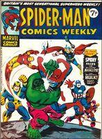 Spider-Man Comics Weekly Vol 1 76