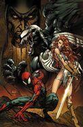 Spider-Man Red Sonja Vol 1 1 Textless