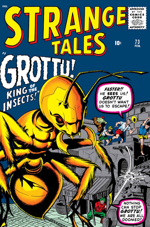 Strange Tales Vol 1 73