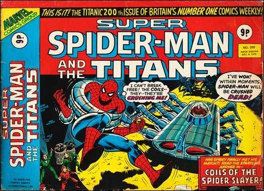 Super Spider-Man and the Titans Vol 1 200