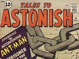 Tales to Astonish Vol 1 41