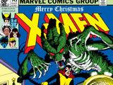 Uncanny X-Men Vol 1 143
