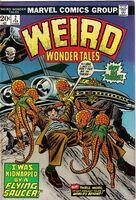 Weird Wonder Tales Vol 1 2