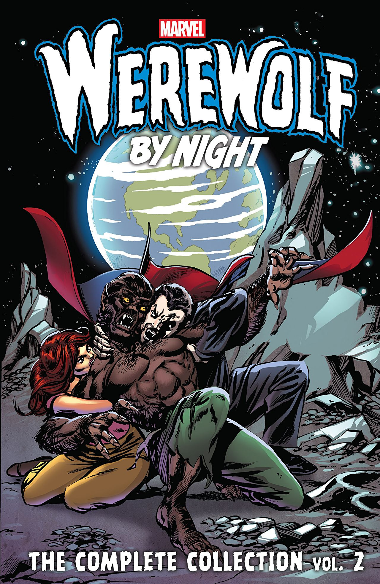 Werewolf By Night: The Complete Collection Vol 1 2
