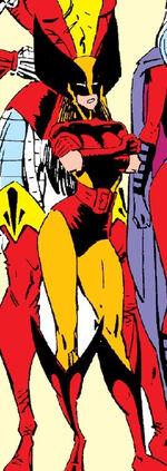 Wolverine (Female) (Mojoverse)