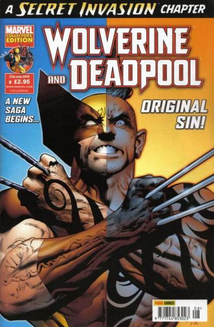 Wolverine and Deadpool Vol 2 8