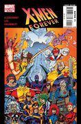 X-Men Forever Alpha Vol 1 1