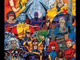 X-Men Forever: Alpha Vol 1 1