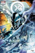 X-Men Vol 6 1 Unknown Comic Books Exclusive Anacleto Variant