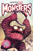 A-Z of Marvel Monsters TPB Vol 1 1