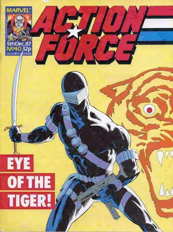 Action Force Vol 1 40