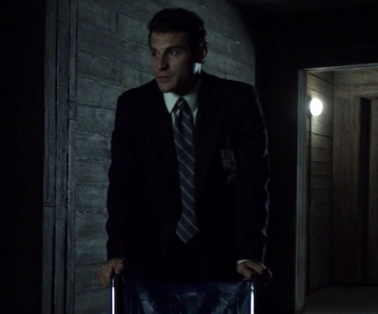 Agent Rivera (Earth-199999)