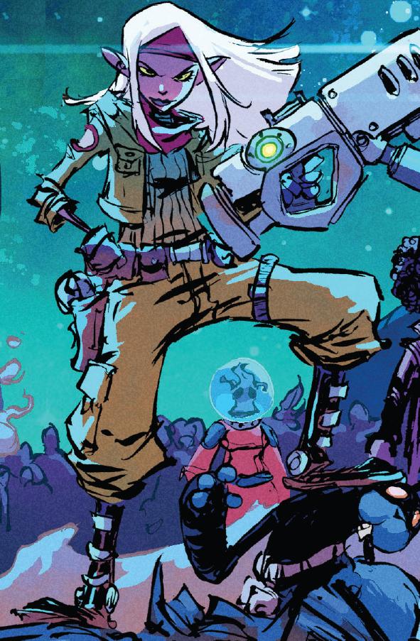 Amalya (Earth-616)