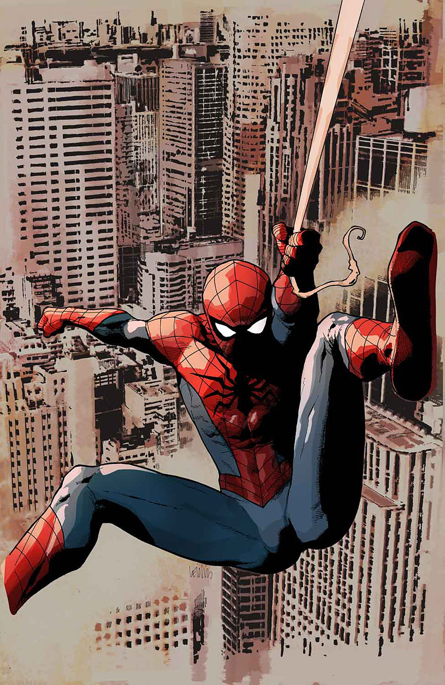 Spider-Man Recommended Reading