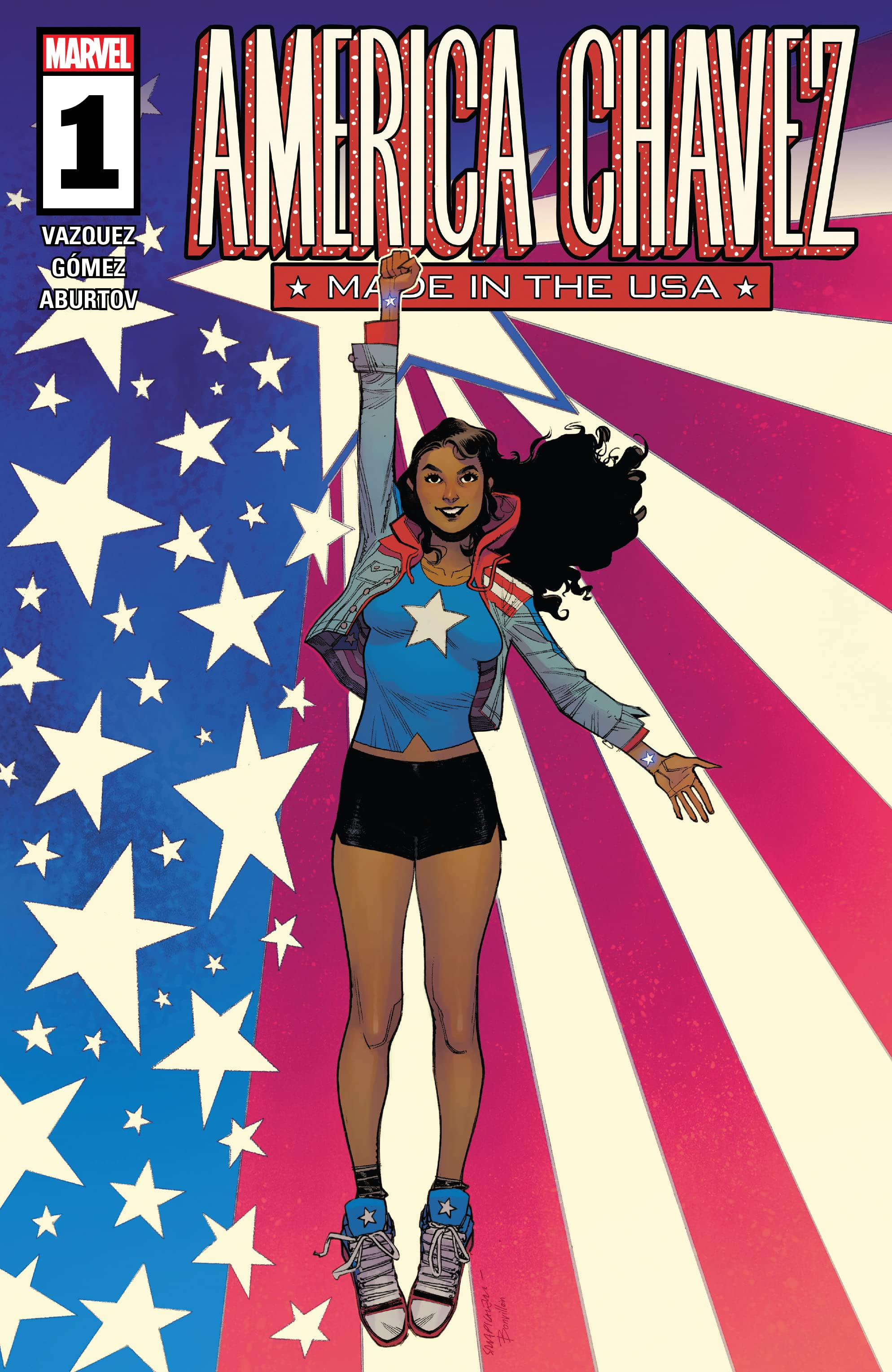 America Chavez: Made in the USA Vol 1