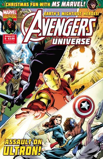 Avengers Universe (UK) Vol 2 5.jpg