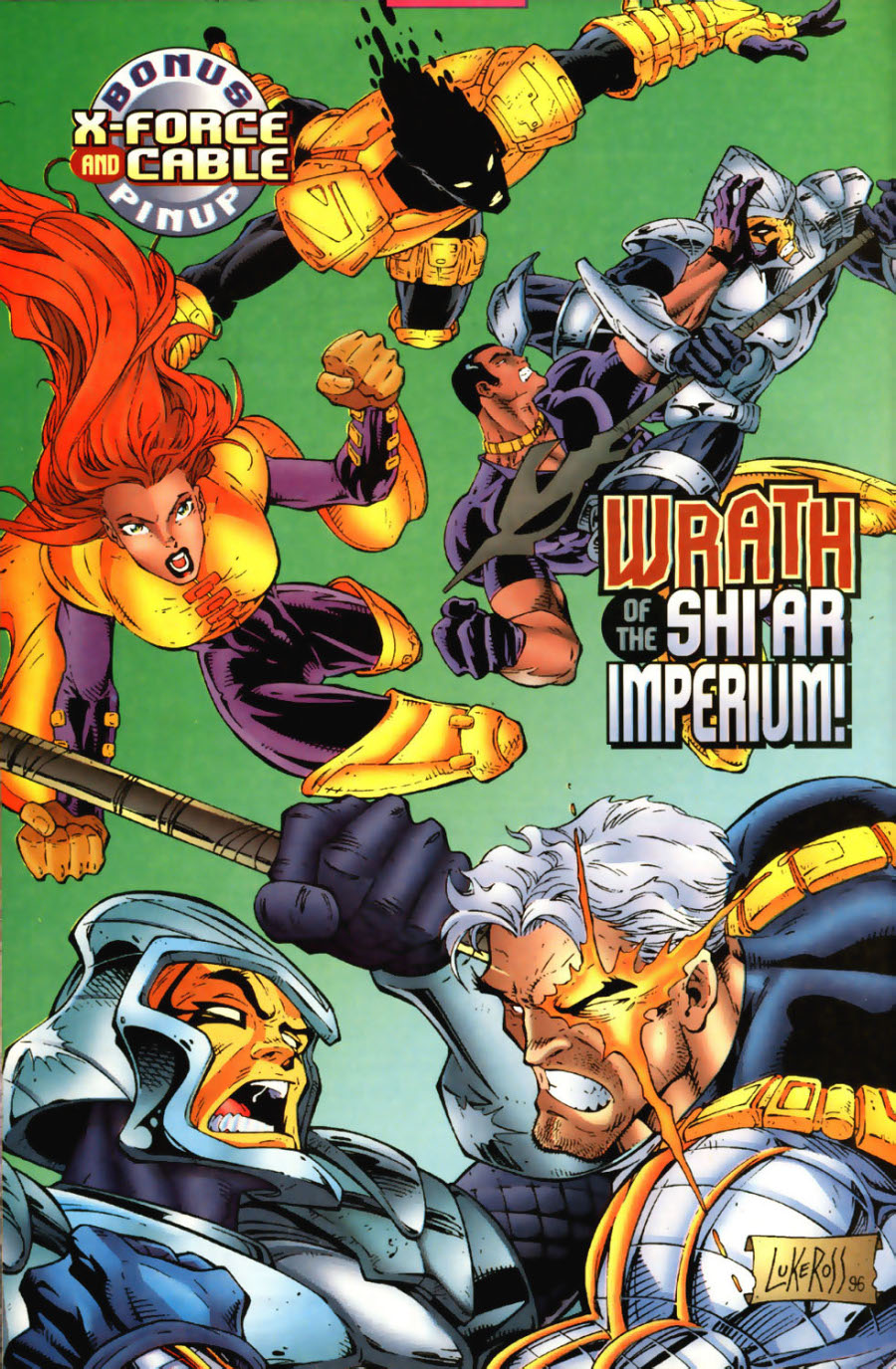 Cable / X-Force Vol 1 '96