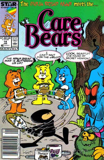 Care Bears Vol 1 14