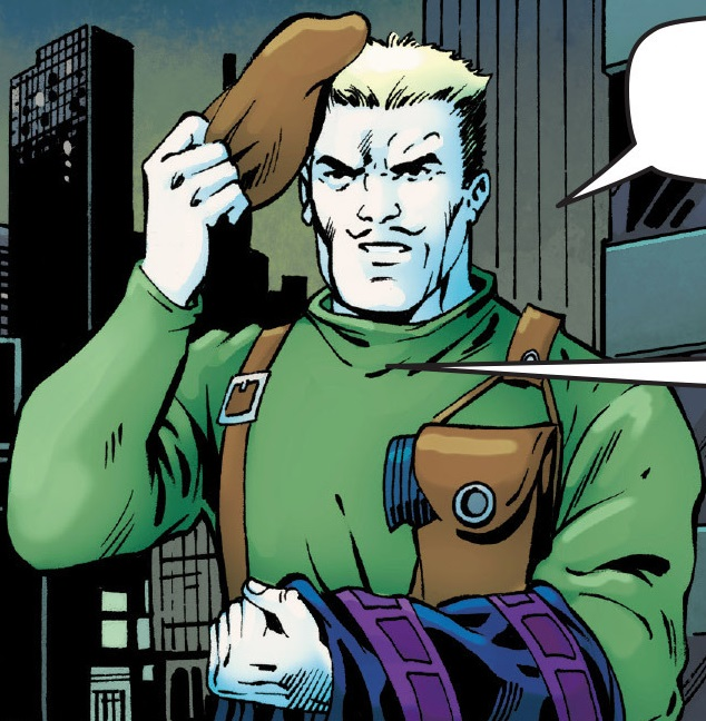 Carl Zante (Earth-616)