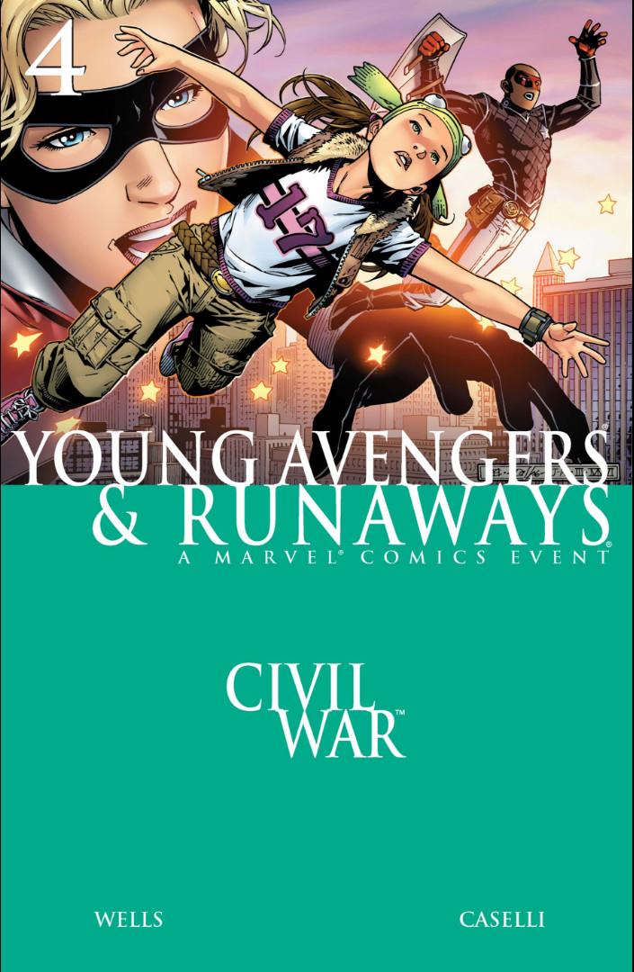 Civil War: Young Avengers and Runaways Vol 1 4
