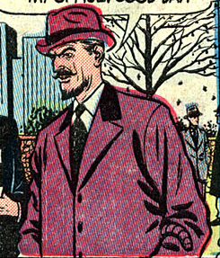 Congressman Rogers (Earth-616)